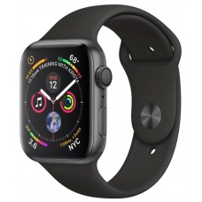 Умные часы Apple Watch Series 4 GPS 44mm Aluminum Case with Sport Band